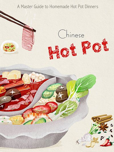 Chinese hot pot cookbook