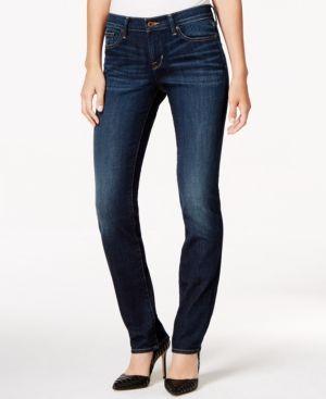 Lucky Brand Sweet 'N Straight-Leg Jeans - Blue 28S