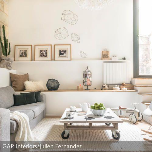 Ber ideen zu couchtisch auf rollen auf pinterest for Rolltisch wohnzimmer