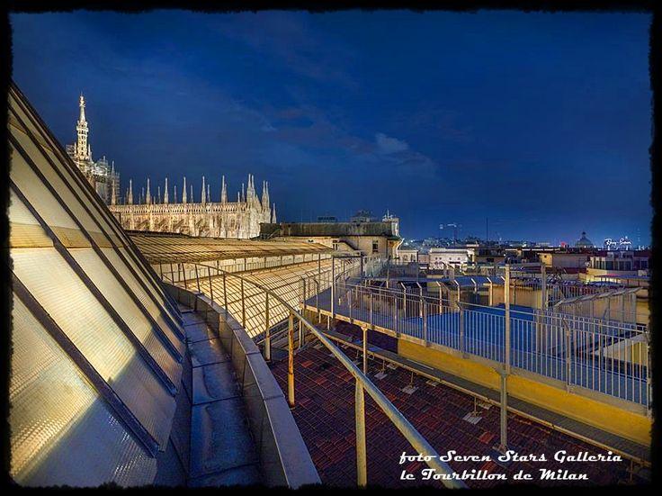 Duomo visto dal tetto della Galleria. Foto Seven Stars Galleria