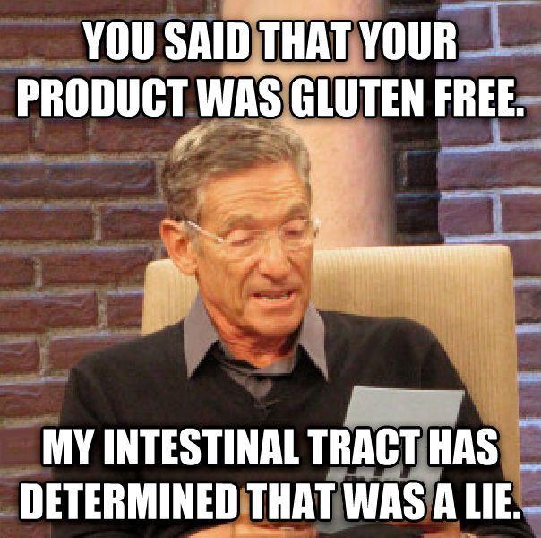 64 best gluten free memes images on pinterest