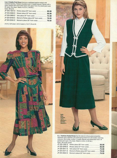 1994 Xx Xx Jcpenney Christmas Catalog P038 In 2019 1990s