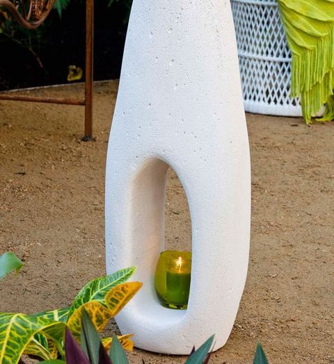 How to make an outdoor sculpture  - Better Homes and Gardens - Yahoo!7