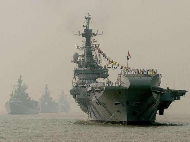 7 THINGS YOU NEED TO KNOW ABOUT WORLD'S OLDEST AIRCRAFT CARRIER INS Viraat  Read More-->> http://www.oneworldnews.com/worlds-oldest-aircraft-carrier-ins-viraat-to-retires-today-here-is-all-you-need-to-know/