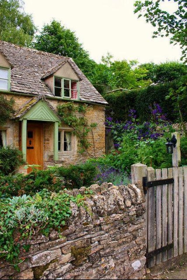 The Cottage Cottages Pinterest Haus Landhaus And Wohnen