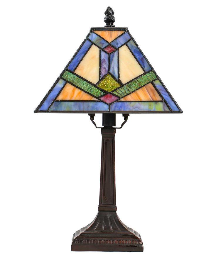 "Southwestern Sunrise 15.25"" H Table Lamp"