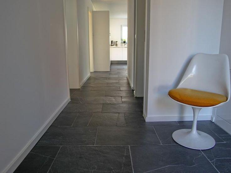 30 besten Flur Bilder auf Pinterest Wohnideen, Anrichten und - wohnzimmer fliesen grau