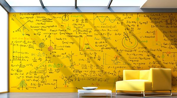 really extreme but I'd love a dry-erase wall