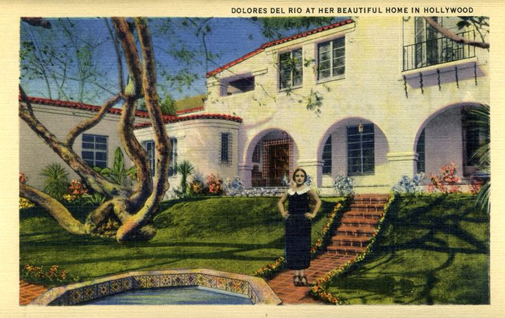 Homes of Classic Hollywood Stars | Time Machine to the Twenties: Homes of the Stars - Part 5