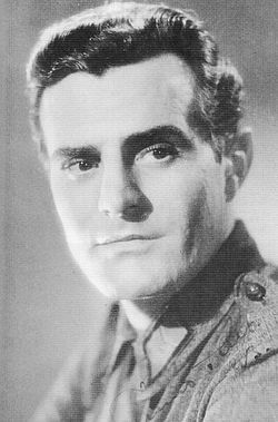 Tauno Palo 1908-1982 Actor and singer