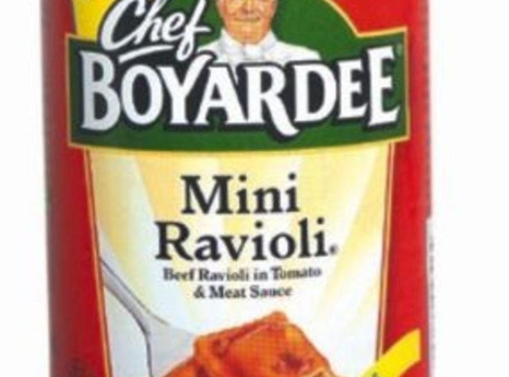 As a kid...I never liked any of the Chef Boyardee items.  Now as an adult...I love them!!!!!  But they are HIGH in sodium & wanted to make my own & many thanks to Chris Toy-Corwin (chrisb64) for providing me this recipe!  Can't wait to try it!