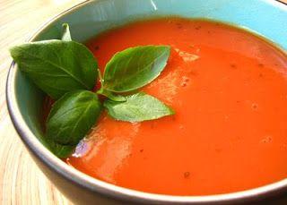 """""""Tomato Bisque"""" – Sopa de Tomates Deliciosa   Blog Figos & Funghis"""