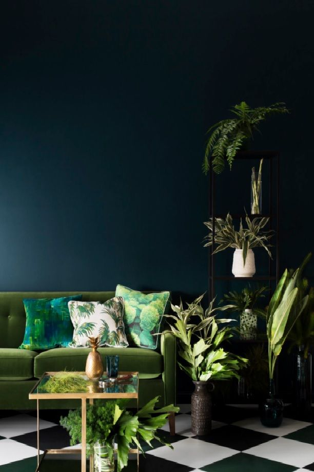 greenery, Styling Ruth Welsby. Tables GlobeWest