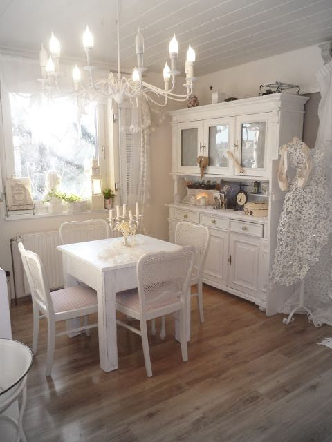 Beautiful Shabby Romantic Style