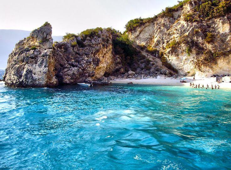 Agiofili beach-A small paradise in Lefkada!