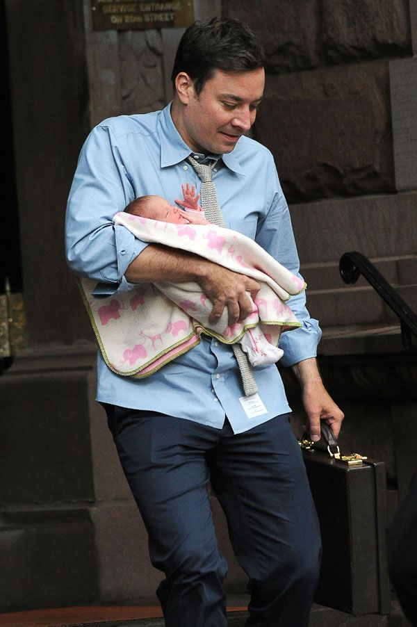 The Hottest New Dads of 2013 (With a Side of Cute Babies)