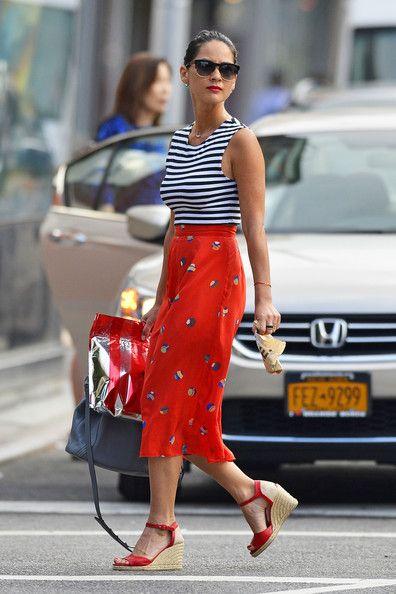 "celebritygossipbyrangi: "" Olivia Munn/ New York """