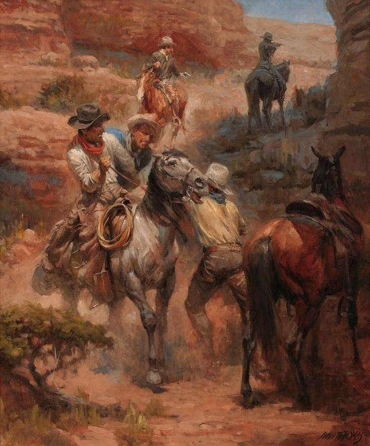 Southwest Ford Weatherford >> 17 Best images about western art on Pinterest | Cowboy art, Oil on canvas and Wyatt earp