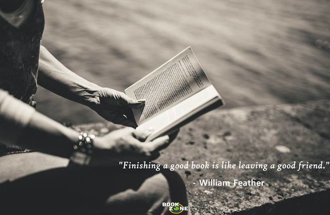 What is the latest book you have finished? 😊
