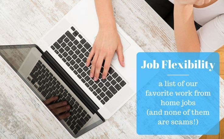 33 Great Work-From-Home Jobs (That Are Legitimate)