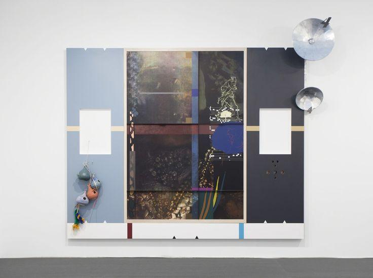 Helen Marten, Under Blossom: E. takes eclipse, 2014, T293