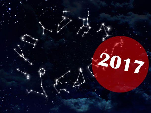 Die Sterne verraten dir, was 2017 bei dir passiert
