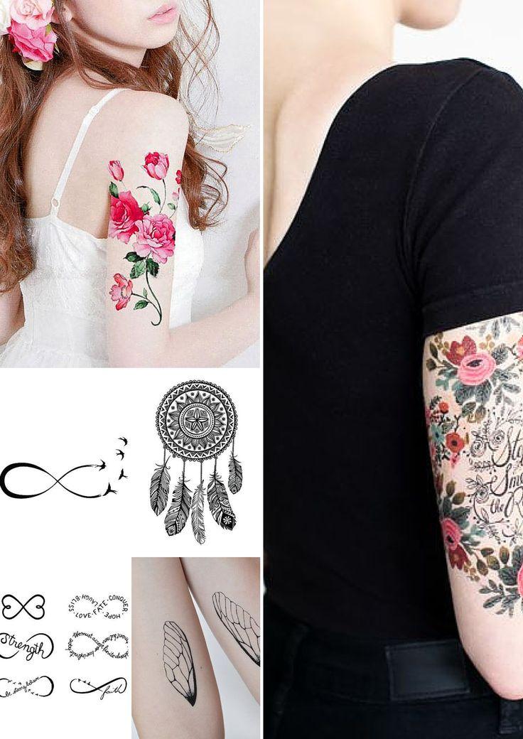 Tijdelijke tattoo! Print je favo timeline voor een festival en plaats dit op je arm Maak gepersonaliseerde uitnodigingen voor een event of feestje (door de tattoo te laten zien verschaf je jezelf entree) Allemaal dezelfde tattoo voor een vrijgezellenfeestje #DIY #Zelfmaken #zelfgemaakt #tattoo #temporary #tijdelijk