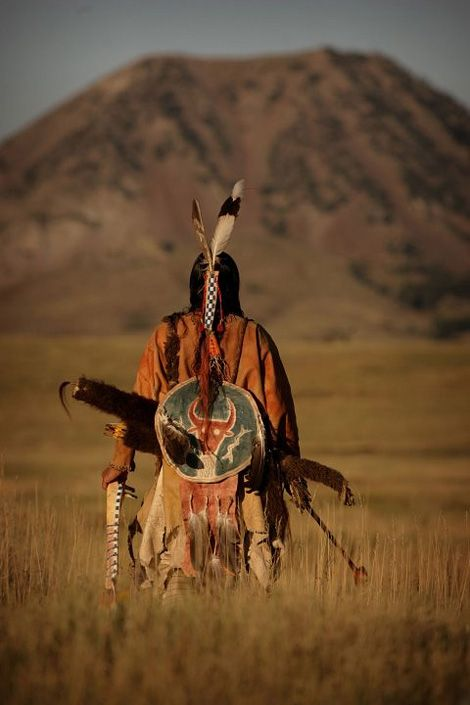 """""""Do not judge your neighbour until you walk two moons in his moccasins.""""  — Cheyenne"""