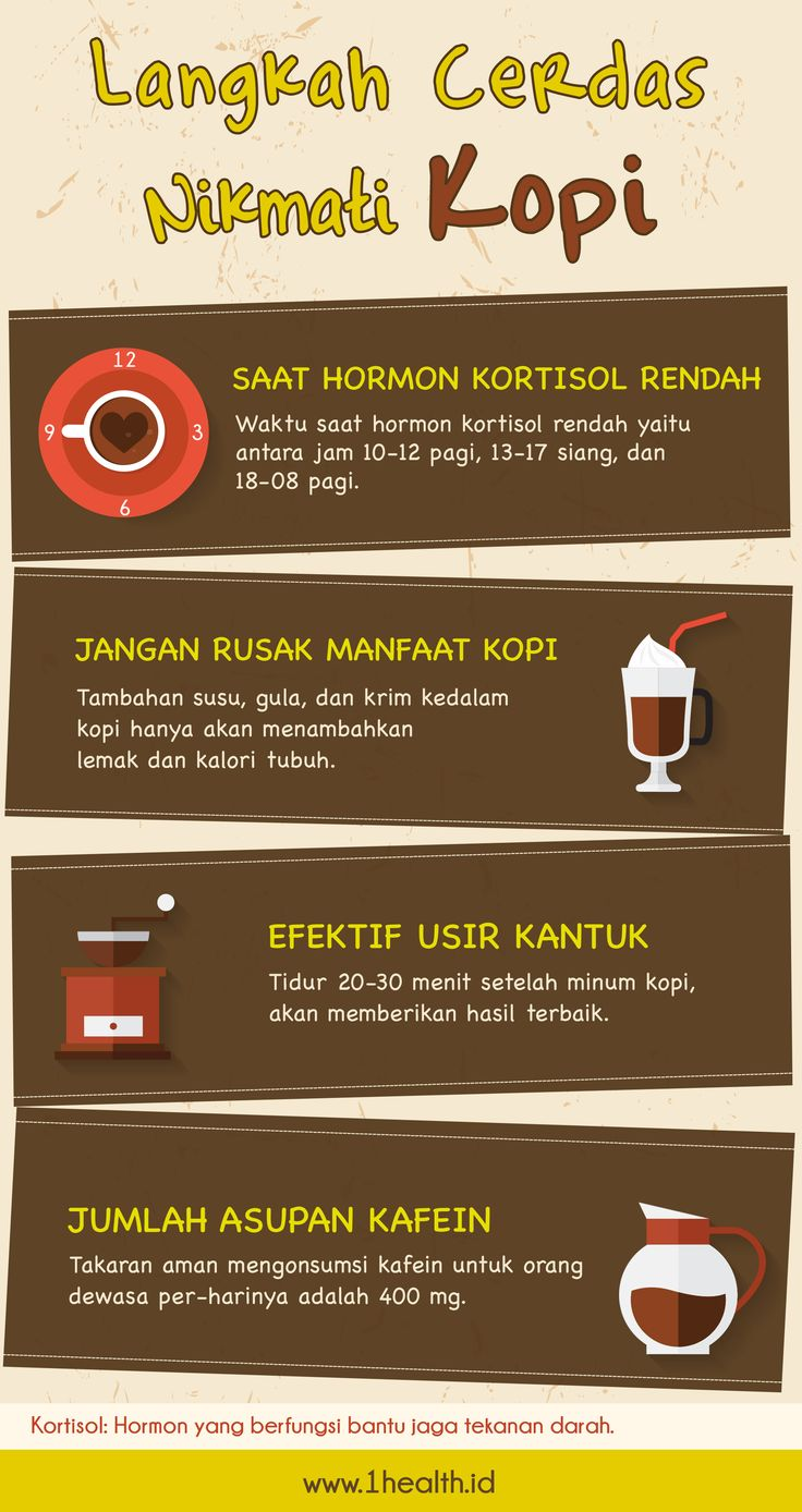 INFOGRAPHIC: Step to enjoy your coffee