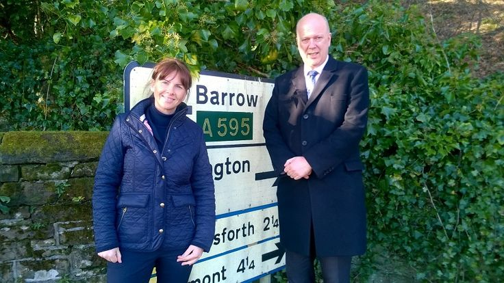 Transport secretary backs Trudy's plan to keep Copeland on the move http://www.cumbriacrack.com/wp-content/uploads/2017/02/Chris-Grayling-with-Trudy-Harrison.jpg TRANSPORT secretary Chris Grayling has championed the Conservative by-election candidate's pledge to fight for better transport and road links    http://www.cumbriacrack.com/2017/02/13/transport-secretary-backs-trudys-plan-keep-copeland-move/