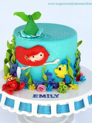 105 best Cakes Under the Sea images on Pinterest Sea cakes