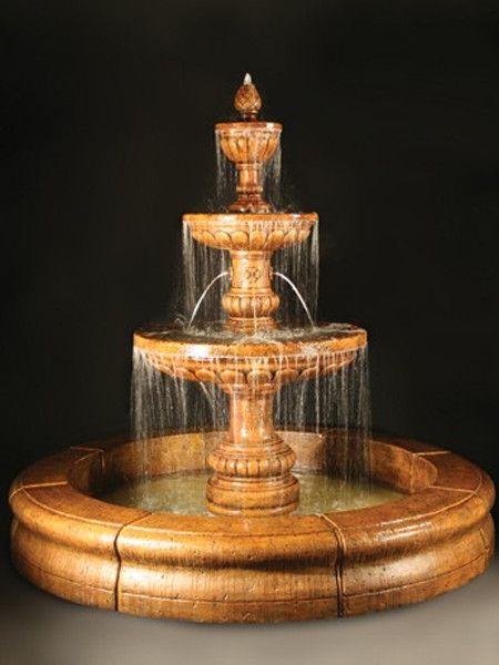 die 25+ besten ideen zu mediterranean indoor fountains auf, Garten und erstellen