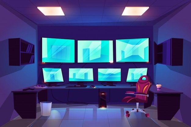 Pin On Business Flyer Gacha club living room background