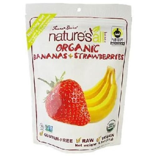 Natures All Foods BG16276 Natures All Foods Frz Dr Bn-Str Ft - 12x1. 8OZ | #Grocery
