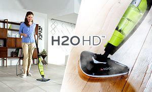 Scopa a vapore H2O HD