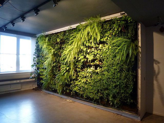 Fake Artificial Living Wall Panel Artificial Green Wall