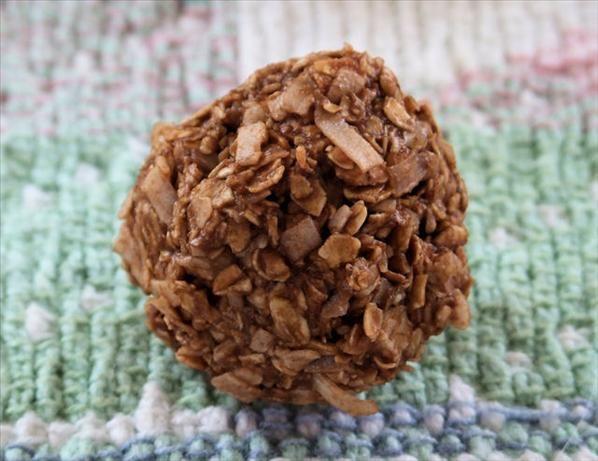 Sugar Free No Bake Cookies from Food.com: