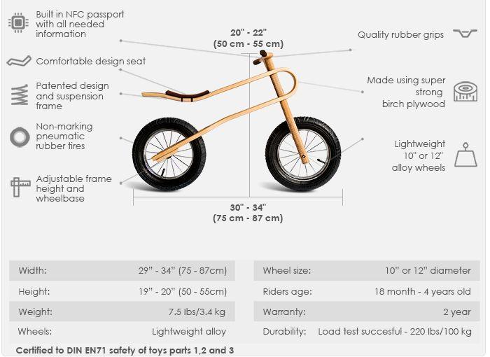 45 Best Toy Balace Bike Images On Pinterest Kids Bike Wood