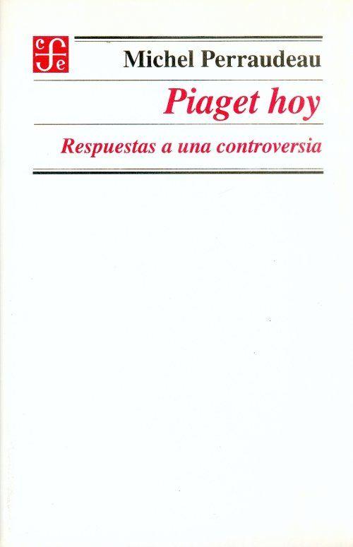 Esta obra constituye un recorrido por la vida y obra del psicólogo suizo, Jean Piaget. Aquí se abordan con detenimiento las tesis piagetianas que construyeron un sistema filosófico con una sólida estructura: la epistemología. La obra define conceptos como constructivismo, desarrollo del lenguaje, inteligencia, interacción y aprendizaje, entre otros. Localización en biblioteca: 155.413 P454p 1999