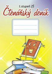 Čtenářský deník - 1. stupeň ZŠ