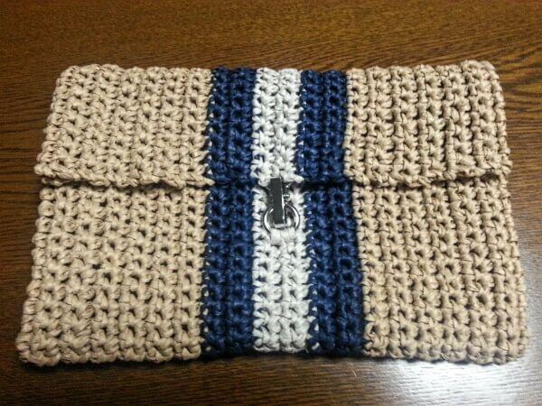 人気のバック★詳しい編み方を教えてもらえるサイト集                                                                                                                                                                                 もっと見る