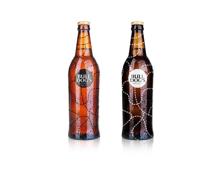 http://www.hellomedia.cz/en/new-design-beer-bulldogs