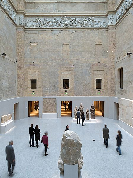 Neues Museum Berlin - David Chipperfield | Architecture ...