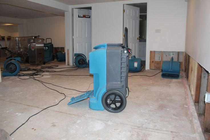 Water Damage Restoration - Total Home Solutions - Vancouver - how to repair water damage to your home