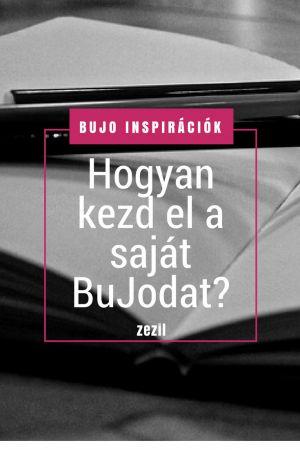 BuJo Inspirációk - Mi az a Bullet Journal? | zezil