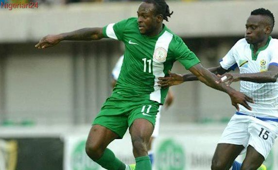 Victor Moses to miss qualifier against South Africa