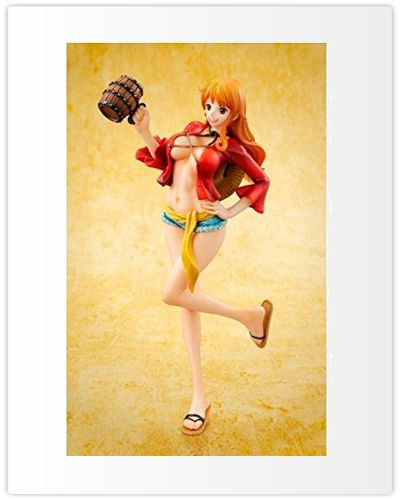 Nami – Mugiwara Version (Excellent Model & Portrait Of Pirates by MegaHouse)