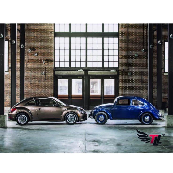 La llegada del Beetle Split en 1952, marca un cambio en el diseño del automóvil#tiendadellantas #motos #carro #seguridad #prevención #diseño #innovación #tecnología #motor #rueda