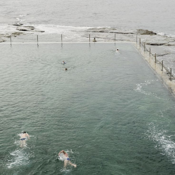AUSTRALIA / Ocean Pools ● - LCLA office