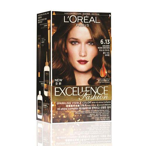 {+} miwitch {+}: Launch: L'Oréal Paris Excellence Fashion Luxurious Golds Collection